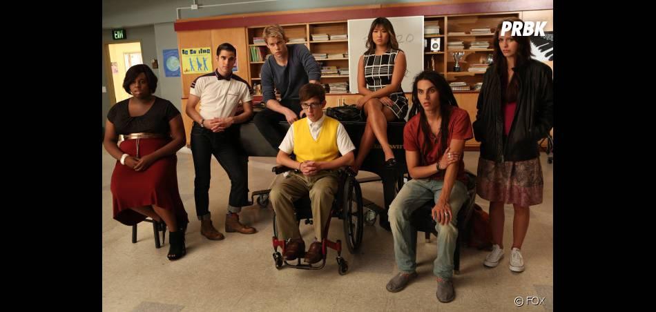 Glee : Jonathan Groff aimerait revenir dans la série