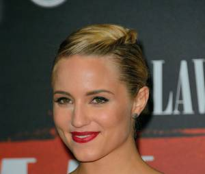 Dianna Agron : la star de Glee a rompu avec son petit-ami Nick Mathers