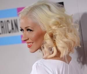 Christina Aguilera est apparue amincie aux American Music Awards 2013