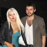 Christina Aguilera fiancée : fiançailles 18 carats avec son copain Matt Rutler