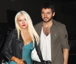 Christina Aguilera et son petite-ami Matt Rutler se sont fiancés