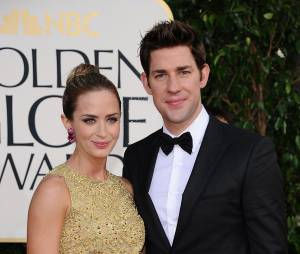 Emily Blunt et John Krasinski parents