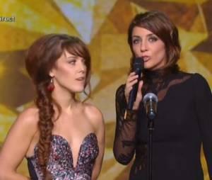 Zaz a refusé de lire un texte de soutien aux intermittents du spectacle lors des Victoires de la musique 2014
