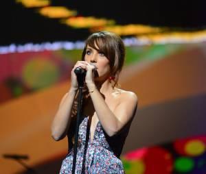 Zaz n'avait pas été prévenue qu'elle prendrait la parole aux Victoires de la musique 2014