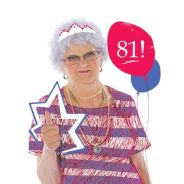 Lucienne :  la mamie la plus cool du PAF fête son anniversaire sur Virgin Radio