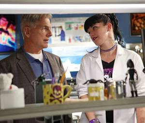 NCIS : Pauley Perrette et Mark Harmon
