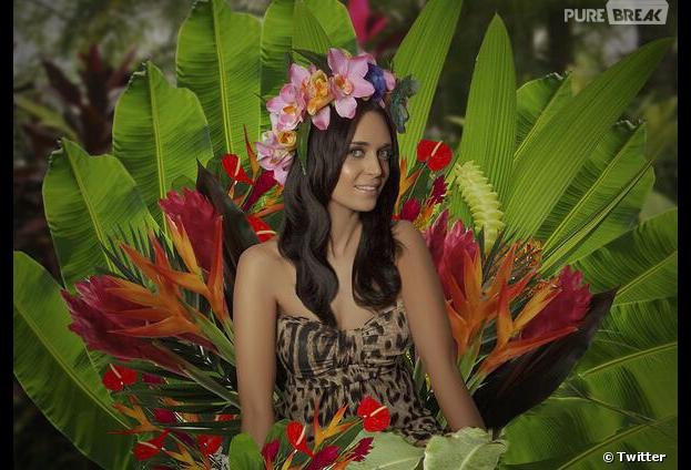 Francesca Brown, actrice anglaise et sosie de Katy Perry