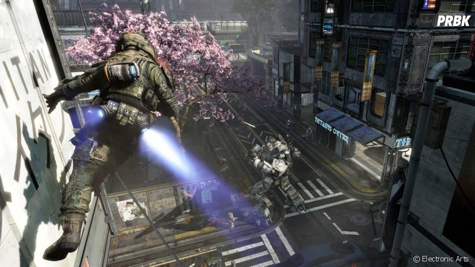 Titanfall sort le 13 mars 2014 sur Xbox One