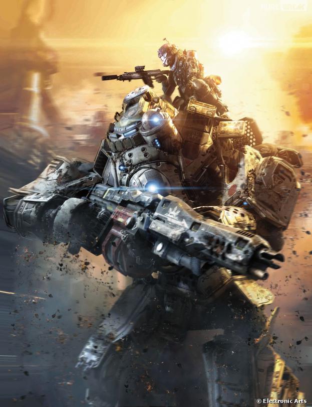 Titanfall sort le 13 mars 2014 sur Xbox One et PC