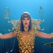 Katy Perry : Dark Horse, le clip en mode Cléopâtre sexy