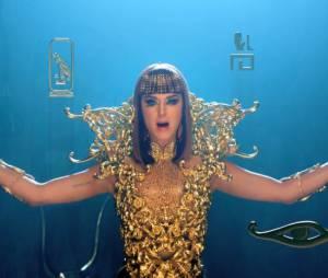 Katy Perry : Dark Horse, le clip en mode reine égyptienne