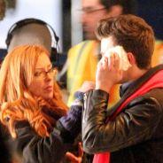 Glee saison 5 : Chris Colfer blessé sur le tournage