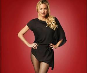 Glee saison 4 : Kate Hudson débarque