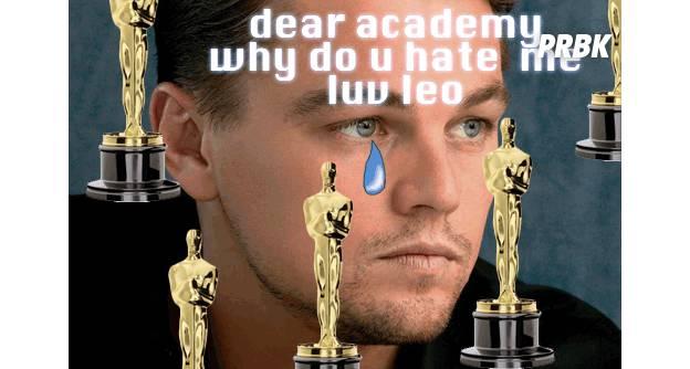 academy award oscar hate dicaprio