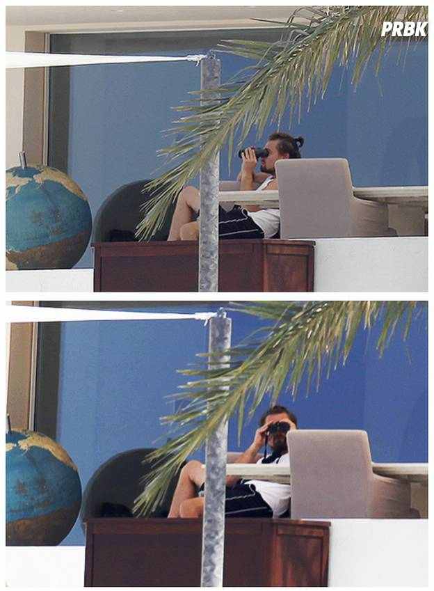 DiCaprio searching for oscars