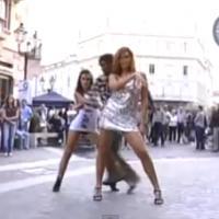 Martika (Le Bachelor 2014), ancienne chanteuse sexy à la télé italienne
