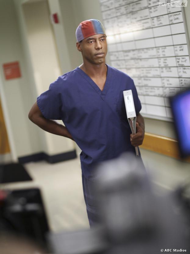 Grey's Anatomy saison 10 : Isaiah Washington aka le Dr Burke, de retour