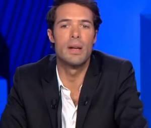 Nicolas Bedos dans On n'est pas couché ce samedi 8 mars 2014