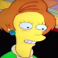 Les Simpson : la série a rendu son dernier hommage à Edna Krapabelle