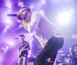 Coldplay à l'iTunes Festival à SXSW, le 11 mars 2014