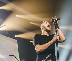 Imagine Dragons à l'iTunes Festival à SXSW, le 11 mars 2014