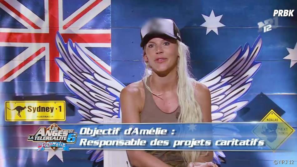 Les Anges 6 : Amélie Neten bouleversée par sa mission caritative