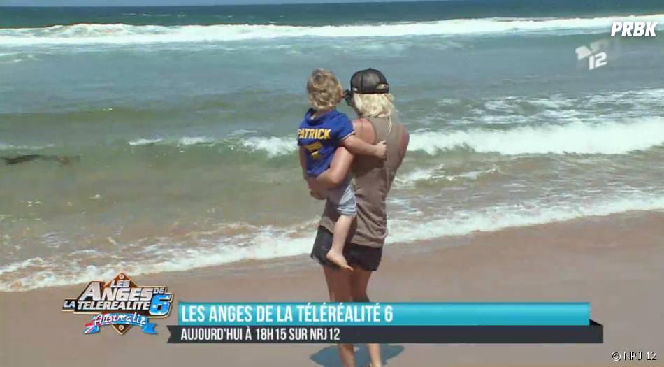 Les Anges 6 : Amélie Neten craque pour un enfant en Australie