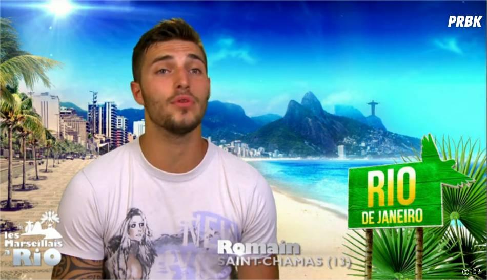 Les Marseillais à Rio : Romain a craqué pour Kim