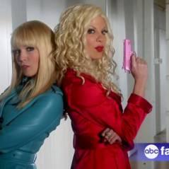Mystery Girls : Jennie Garth et Tori Spelling, duo ultra kitsch dans le teaser