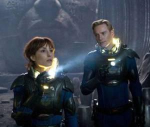 Prometheus : Noomi Rapace et Michael Fassbender au casting