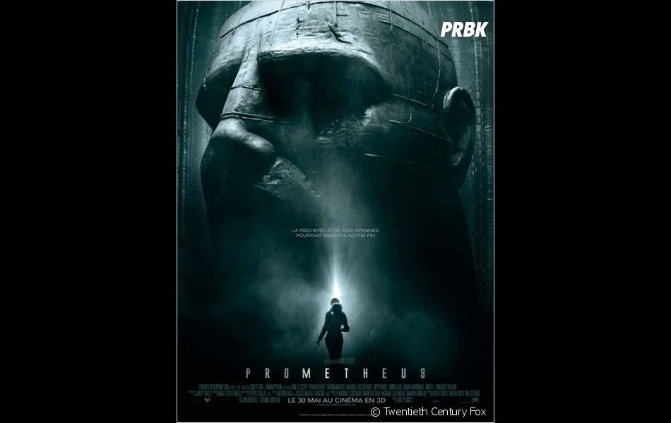 Prometheus : Ridley Scott prévoit une suite pour 2016