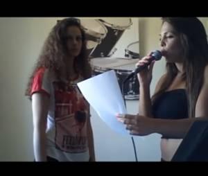 Les Marseillais à Rio : Kim reprend l'hymne à l'amour avec l'une de ses amies