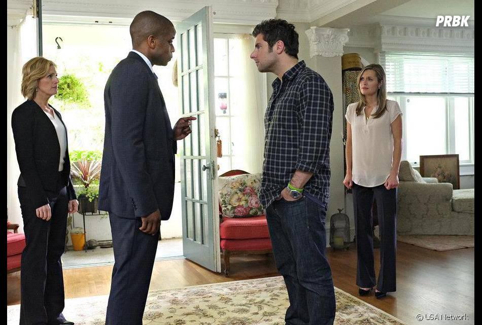Psych saison 8 : Shawn et Gus de retour au cinéma