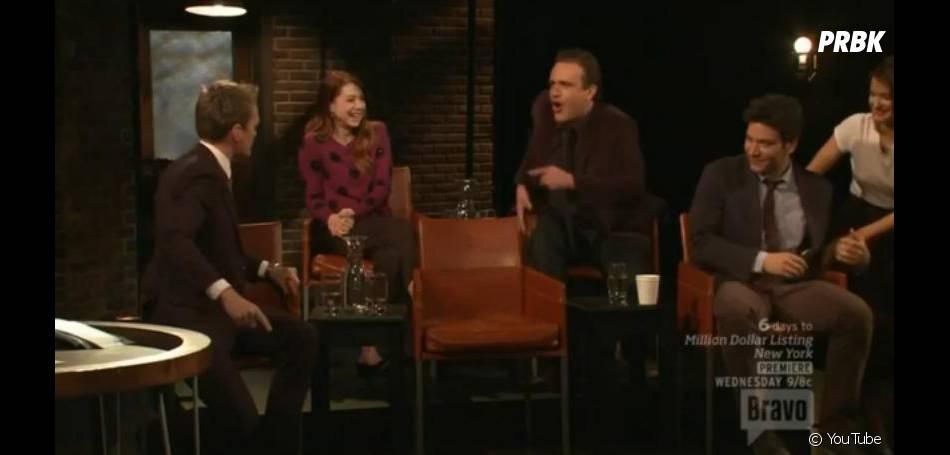 Neil Patrick Harris et Jason Segel en mode Les Misérables