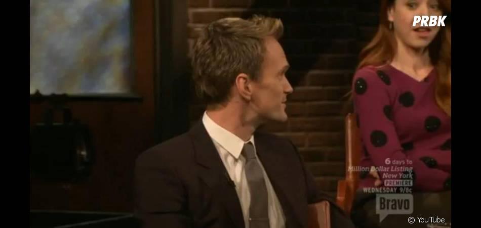 Neil Patrick Harris et Jason Segel en mode délire à la télévision américaine