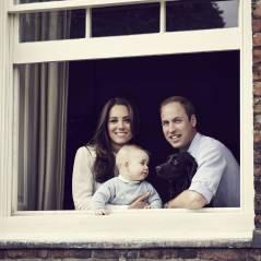 Kate Middleton : nouveau portrait de famille avec le Prince George... et Lupo