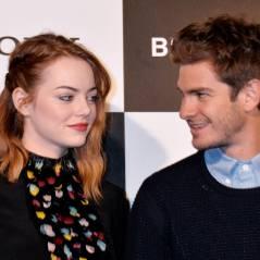 Emma Stone et Andrew Garfield : couple complice pour la promo de Spider-Man 2