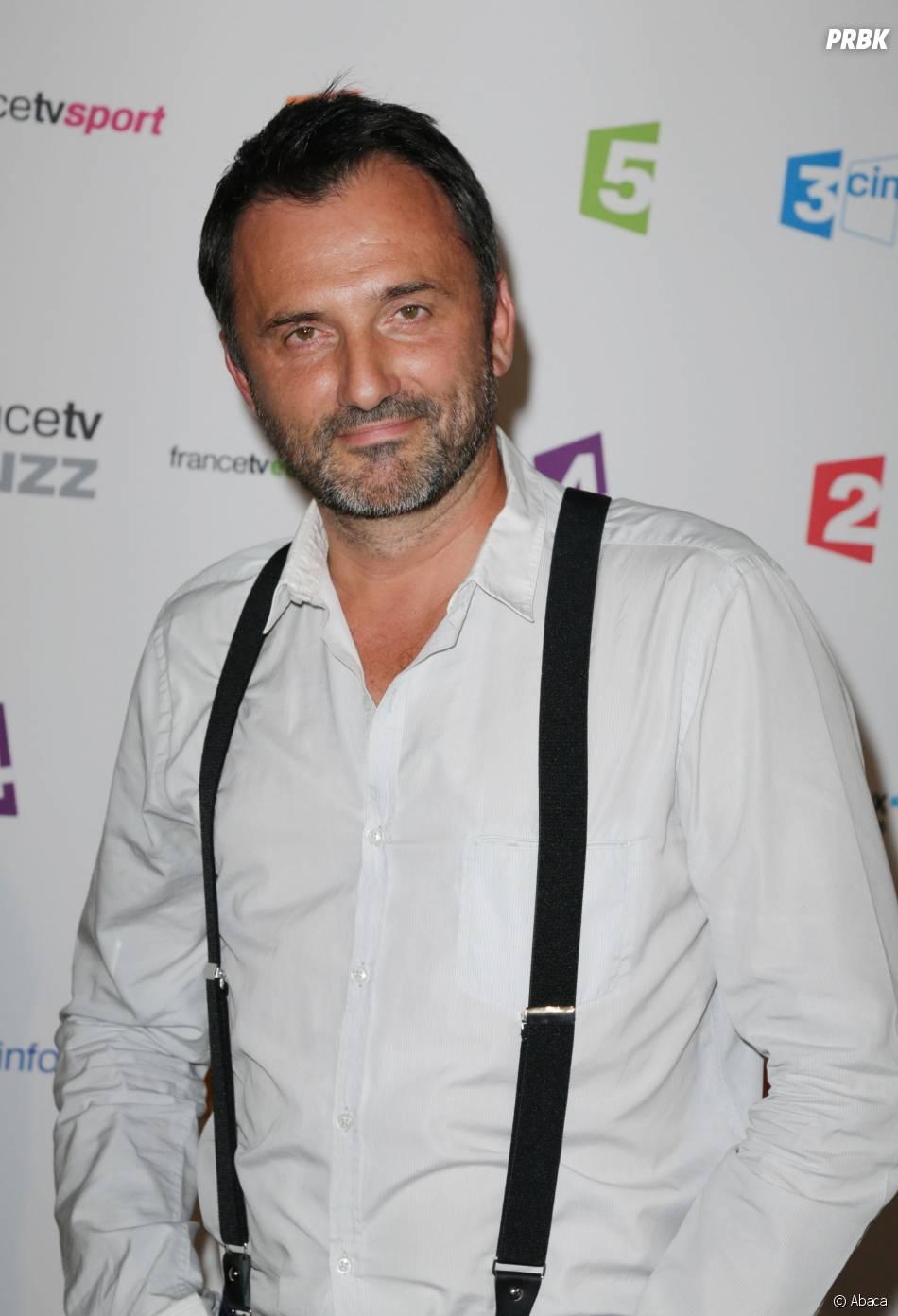 Frédéric Lopez est l'un des animateurs préférés des Français.