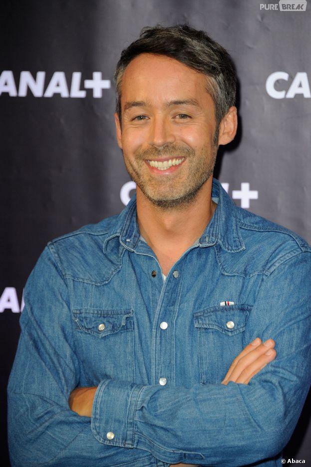 Yann Barthès est l'un des animateurs préférés des Français.