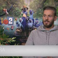 """M. Pokora - Rio 2 : """"J'espère un jour avoir des enfants et leur montrer le film"""""""
