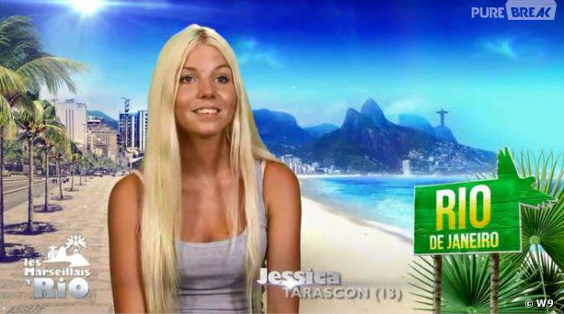 Les Marseillais à Rio : Jessica et ses phrases cultes sur W9