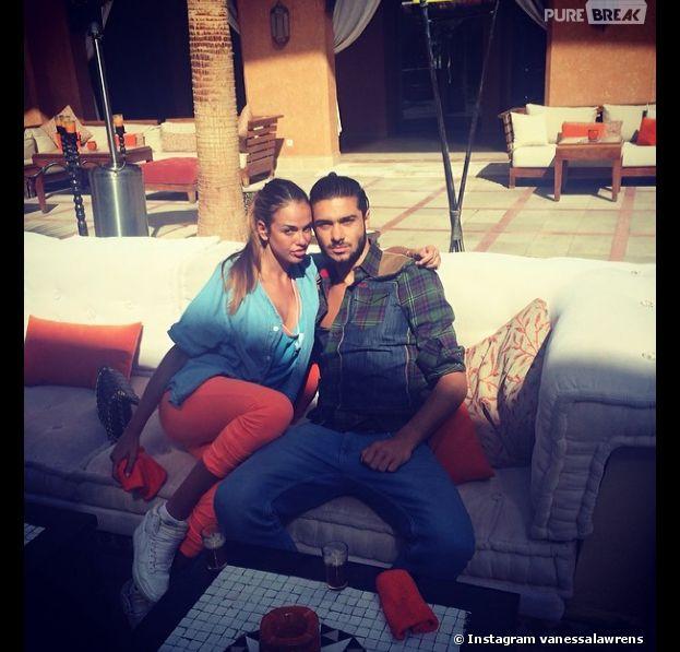 Les Anges 6 : Julien Guirado a rejoint Vanessa Lawrens au Maroc