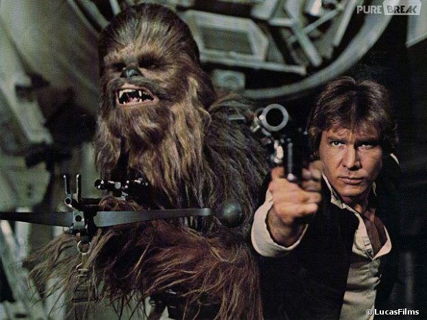 Star Wars 7 : Chewbacca de retour