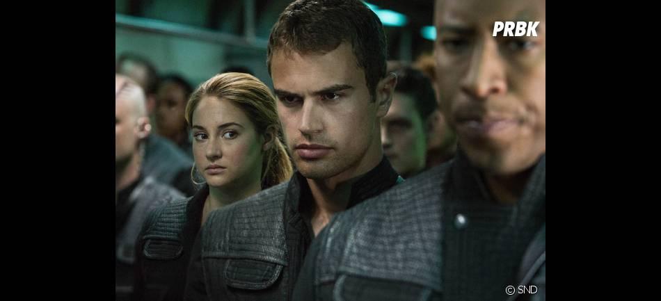 Divergente : des tensions à venir pour Tris et Quatre