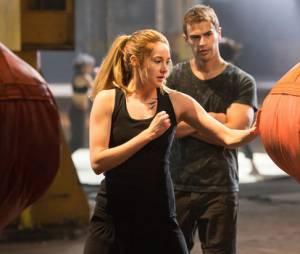 Divergente : Tris et Quatre auront droit à quatre films