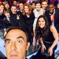 Nikos Aliagas, Karine Ferri, Maximilien... folie des selfies dans The Voice 3