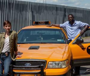 Taxi Brooklyn : Chyler Leigh et Jacky Ido, le nouveau duo policier