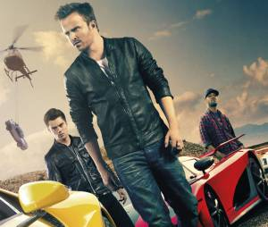 Need For Speed : l'affiche du film