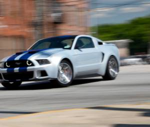 Need For Speed : la Ford Mustang est la véritable star du film