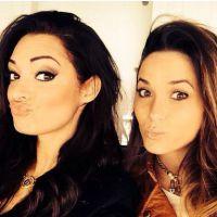 Emilie Nef Naf et Capucine Anav : une collaboration 100% girly pour son shooting